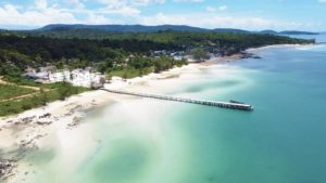 Romdoul Beach Koh Rong