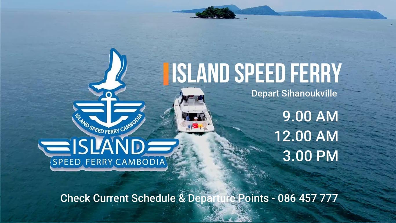 island speed ferry Koh Rong