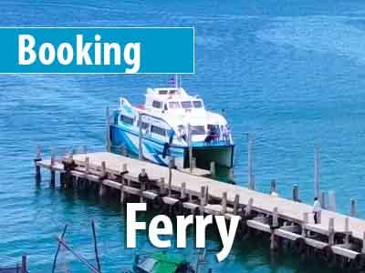 Book A Ferry